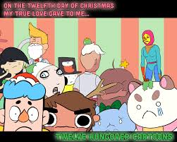 cartoon hangover u2014 merry christmas don u0027t drink too much u2026