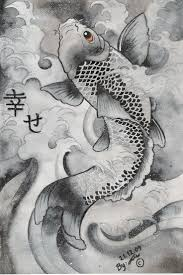 japanese koi art wallpaper google search all things japanese