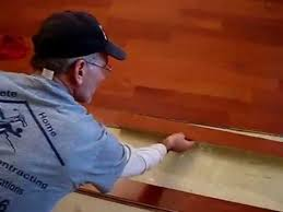how to install glue hardwood floor engineered floor on