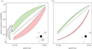 variability in primary productivity determines metapopulation