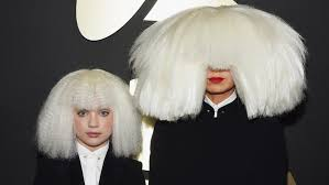 Sia Singing Chandelier Live Sia Grammys Performance 2015 Reporter