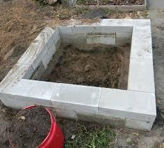 Concrete Block Bed Frame Cinder Block Bed Glassnyc Co