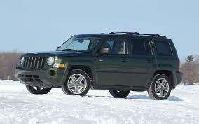 jeep patriot reviews 2009 2009 jeep patriot reviews picture galleries and