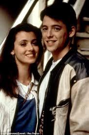 Ferris Bueller Halloween Costume Ferris Bueller U0027s Star Mia Sara Lovely 45