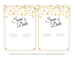 save the date template save the date printable template vastuuonminun