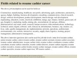 Job Description For Cashier For Resume by Top 10 Resume Cashier Interview Questions And Answers