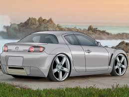 rx8 car icc mazda rx8 vector by import car club on deviantart