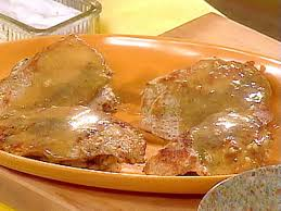 turkey cutlets with cranberry orange and pan gravy recipe