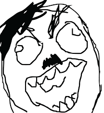Angry Face Meme - angry cartoon face meme