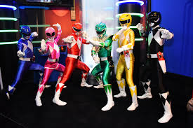 tbt u0027s cast mighty morphin u0027 power rangers