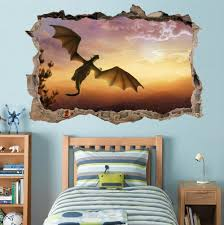 amazon com pete s dragon smashed decal graphic wall sticker home amazon com pete s dragon smashed decal graphic wall sticker home decor art mural h639 large home kitchen