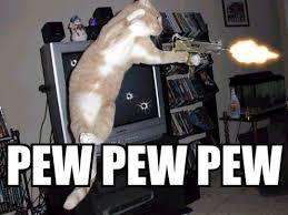 Pew Pew Pew Meme - image 11518 pew pew know your meme