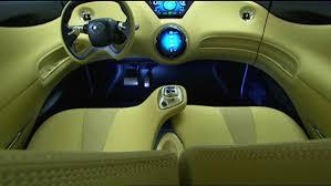 futuristic cars interior futuristic design from nissan car modification