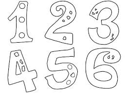 Numbers 1 To 3 Coloring Pages Free Number Page Powered S Number 3 Coloring Page
