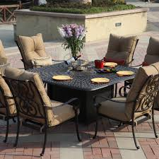 Firepit Patio Table Luxury Pit Patio Set Outdoor Outdoor