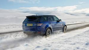 land rover lr3 off road winter driving how to tackle snow and ice u2013 land rover