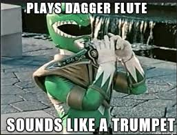 Power Ranger Meme - just realized this after watching an old episode of power rangers