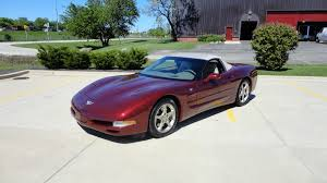 2003 50th anniversary corvette used corvettes for sale 2003 chevrolet 50th anniversary corvette