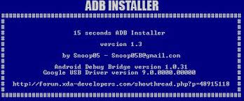 android adb driver adb driver installer 1 4 2 to adb and fastboot