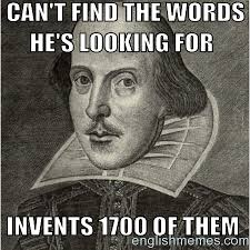 Shakespeare Meme - auditioning for drama school performing shakespeare lifewithaslice