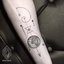 40 geometric tattoo designs for men and women tattooblend