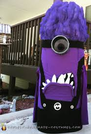 purple minion costume 100 hilarious despicable me and minions costumes