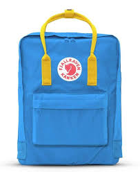 warm yellow kanken is our well loved classic backpack fjällräven fjallraven