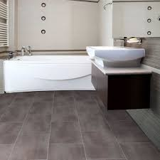 small bathroom floor tile ideas big grey tiles flooring for small bathroom with awesome white