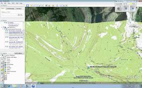 Prairies In World Map by Google Earth Adding Topo Map Layer Youtube