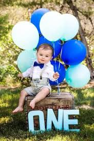 Boy Birthday Decorations Air Balloon For 1st Boy Birthday Photo See More First Boy