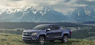 2017 chevrolet colorado full updates and changes revealed gm