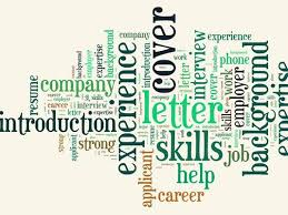 at work fill cover letter with facts ideas not musings