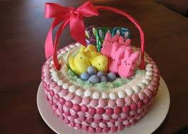 easter u0027s sweeter with lamb bunny u0026 easter basket cakes allrecipes