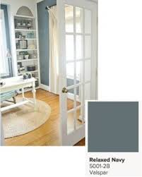 love the wall color dusty aqua by valspar and i would live