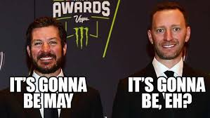 nascarcasm step aside justin timberlake here are nascar may memes