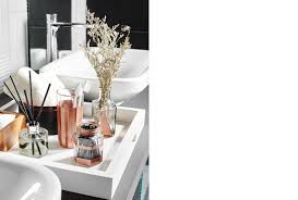 effortless diy decor to elevate the luxe factor in your bathroom