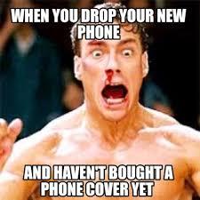 New Phone Meme - meme creator van damme meme generator at memecreator org