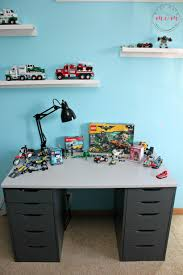 Lego Table Ikea by Easy Diy Lego Tables Ikea Hack Lego Desk Tutorial Must Have Mom