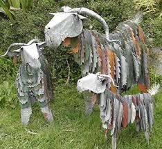 343 best garden metal animals images on metal