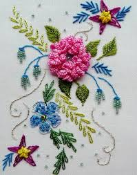 Flower Designs For Embroidery 20 Beautiful Hand Embroidery Designs Easyday