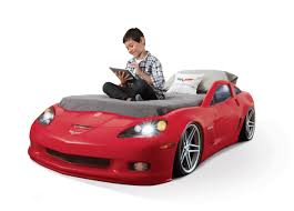step2 corvette toddler to bed with lights step2 guide 2015 step2