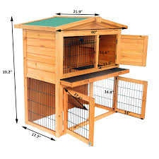Pet Hutch Rabbit Hutch Give Your Rabbits The Comfort They Deserve