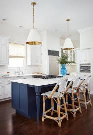 blue kitchen island 50 inspiring kitchen island ideas designs pictures homelovr