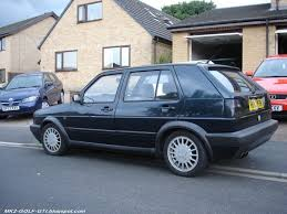 Golf Gti Mk2 Interior Mk2 Golf Gti Golf 2 G60 184hp