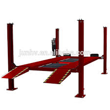 Backyard Buddy Lift Reviews Four Post Car Lift Four Post Car Lift Suppliers And Manufacturers