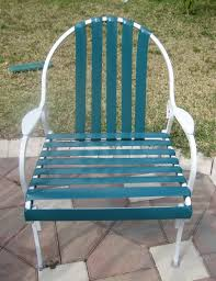Fixing Patio Chairs Vintage Fixing Re Webbing A Patio Chair For Repairing Furniture