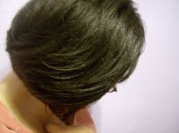 roller wrap hairstyle doobie roller wrap hairstyle medium hair styles ideas 12702