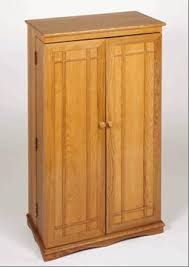 Dvd Storage Cabinet Leslie Dame Cd Dvd Storage Cabinet