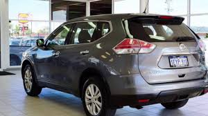 2015 nissan x trail launched 2014 nissan x trail t31 series 5 st fwd gun metallic continuous