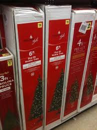 dollar general 6 foot pre lit tree 20 saturday only